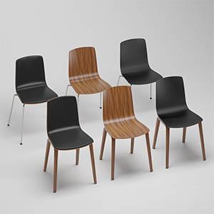 椅子3D模型-010403Y65