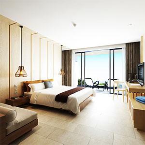 卧室3D模型-1501W2