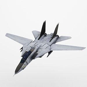 F-14B炸弹猫战斗机3D模型-1103F65