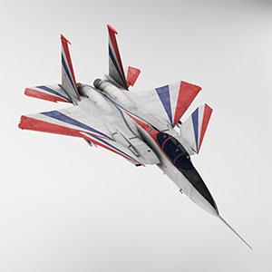 F-15 ACTIVE敏捷鹰战斗机3D模型-1103F66