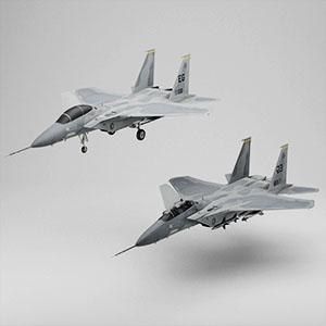 F-15S MTO战斗机3D模型-1103F67