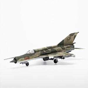 米格-21战斗机3D模型-1103F71