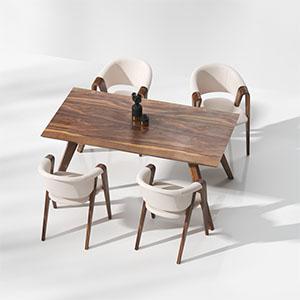 桌椅3D模型-0107ZY37