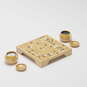 围棋3D模型-1309Z8