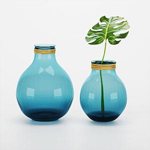 花瓶3D模型-1008F77