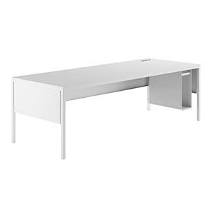 办公桌子3D模型-0106Z30