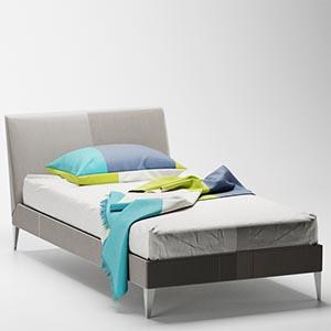 床3D模型-0101C54