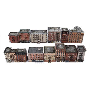 建筑3D模型-1701Z4