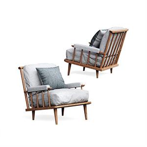 椅子3D模型-010408XY7