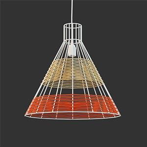 吊灯3D模型-0202D59