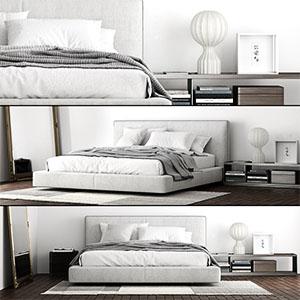 床3D模型-0101C56
