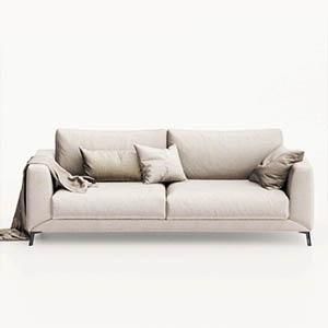 沙发3D模型-010202S35