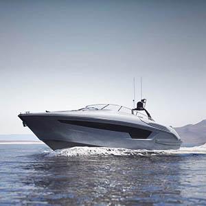 游艇3D模型-070101C2