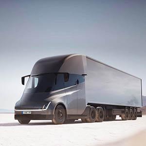 卡车3D模型-070301C46