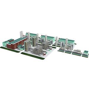 石油化工厂3D模型-1703G4
