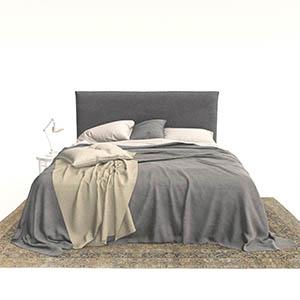 床3D模型-0101C60