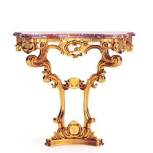 桌子3D模型-0106Z36