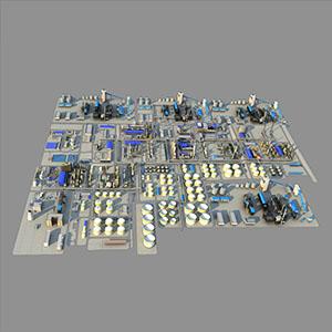 石油化工厂3D模型-1703G5