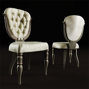 椅子3D模型-010403Y74