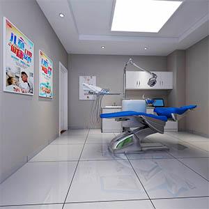 牙科手术室3D模型-1603Y2
