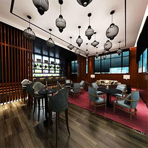 酒吧3D模型-1605K1