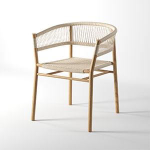 椅子3D模型-010403Y75