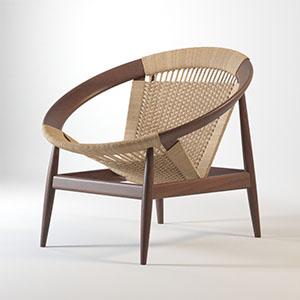 椅子3D模型-010408XY9