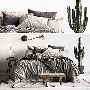 床3D模型-0101C61